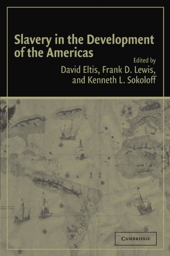 9780521172677: Slavery in the Development of the Americas