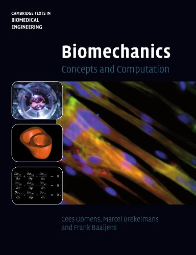 9780521172967: Biomechanics: Concepts and Computation