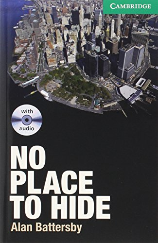 9780521173056: No Place to Hide Level 3 Lower-intermediate with Audio CDs (2) (Cambridge English Readers)
