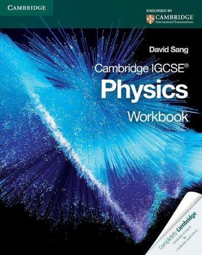 9780521173582: Cambridge IGCSE physics. Workbook. Con espansione online. Per le Scuole superiori