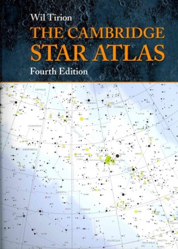 9780521173636: The Cambridge Star Atlas