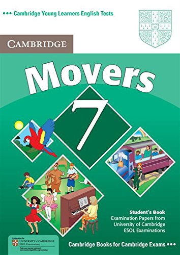 9780521173711: Cambridge Young Learners English Tests 7 Movers Student's Book
