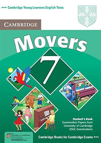 9780521173711: Cambridge young learners english test. 7 movers. Per la Scuola media