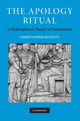 9780521174008: The Apology Ritual: A Philosophical Theory of Punishment