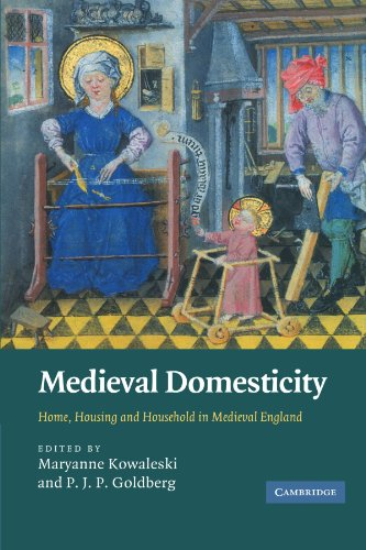 9780521174121: Medieval Domesticity: Home, Housing and Household in Medieval England