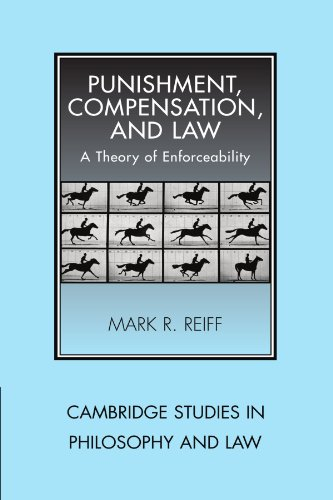 9780521174237: Punishment, Compensation, and Law: A Theory of Enforceability (Cambridge Studies in Philosophy and Law)