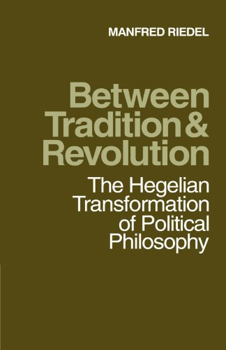 9780521174886: Between Tradition and Revolution Paperback