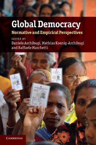 9780521174985: Global Democracy Paperback
