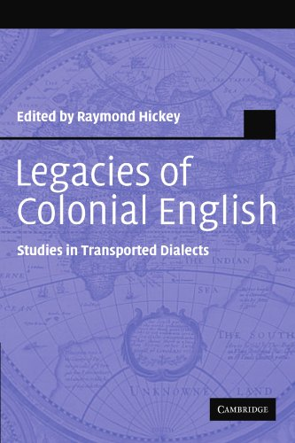 9780521175074: Legacies of Colonial English: Studies in Transported Dialects (Studies in English Language)