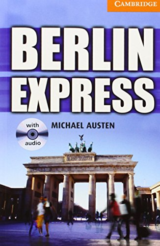 9780521175111: CER4: Berlin Express Level 4 Intermediate with Audio CDs (3) (Cambridge English Readers)