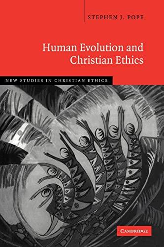 9780521175302: Human Evolution and Christian Ethics