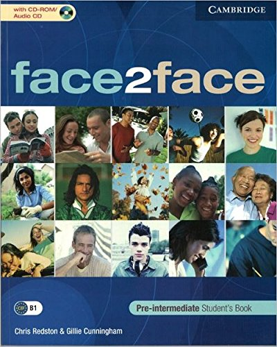 9780521175456: FACE2FACE PRE-INTERMEDIATE STUDENTS BOOK WITH CD-ROM/AUDIO CD