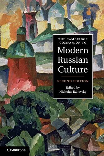 9780521175586: The Cambridge Companion to Modern Russian Culture