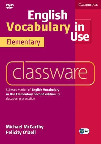 9780521175647: English Vocabulary in Use Elementary Classware