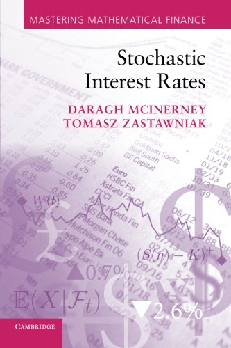 9780521175692: Stochastic Interest Rates