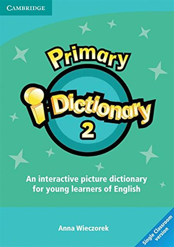 9780521175838: Primary i-Dictionary 2 Low Elementary DVD-ROM (Single classroom)