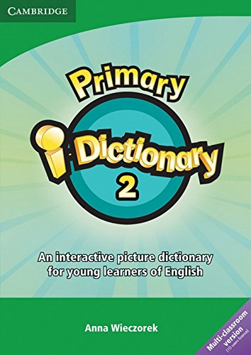 9780521175845: Primary i-Dictionary Level 2 DVD-ROM (Up to 10 classrooms)