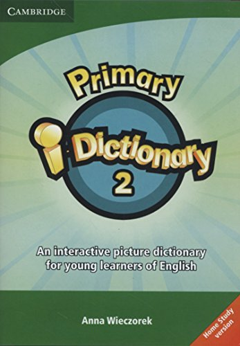9780521175852: Primary i-Dictionary 2 Low Elementary DVD-ROM (Home user)