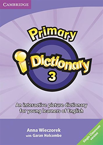 9780521175876: Primary i-Dictionary 3 High Elementary DVD-ROM (Single classroom) (CD Rom)