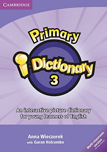 Primary i-Dictionary Level 3 DVD-ROM (Up to 10 Classrooms): Anna Wieczorek
