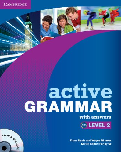 9780521175999: Active Grammar Level 2 with Answers and CD-ROM