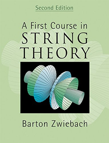 9780521176330: A First Course in String Theory, 2nd Edition (Student's International Edition)