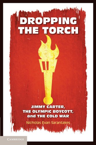Dropping the Torch (Paperback): Nicholas Evan Sarantakes