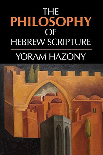 9780521176675: The Philosophy of Hebrew Scripture