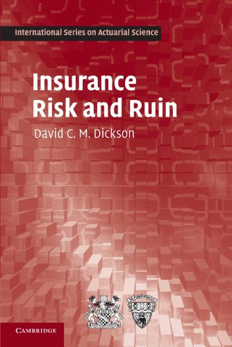 9780521176750: Insurance Risk and Ruin (International Series on Actuarial Science)