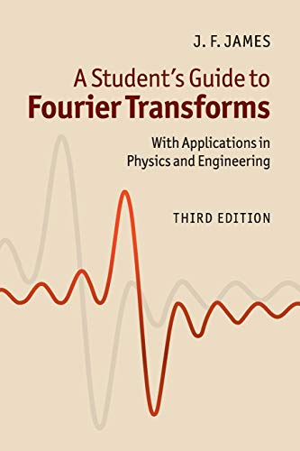 9780521176835: A Student's Guide to Fourier Transforms 3rd Edition Paperback