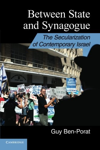 9780521176996: Between State and Synagogue: The Secularization of Contemporary Israel (Cambridge Middle East Studies)