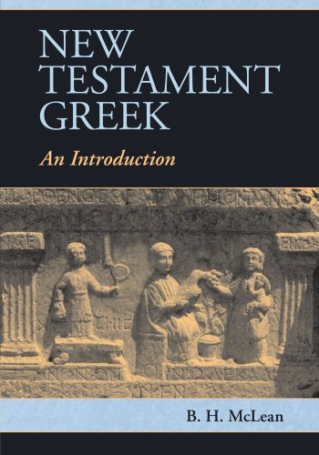 9780521177023: New Testament Greek: An Introduction
