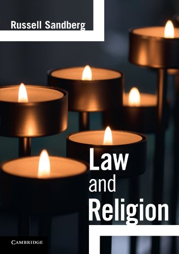 9780521177184: Law and Religion