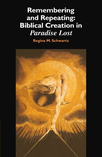 9780521177290: Remembering and Repeating: Biblical Creation in Paradise Lost