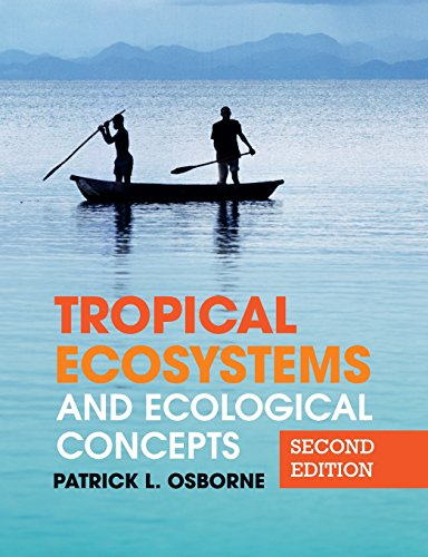 9780521177344: Tropical Ecosystems and Ecological Concepts