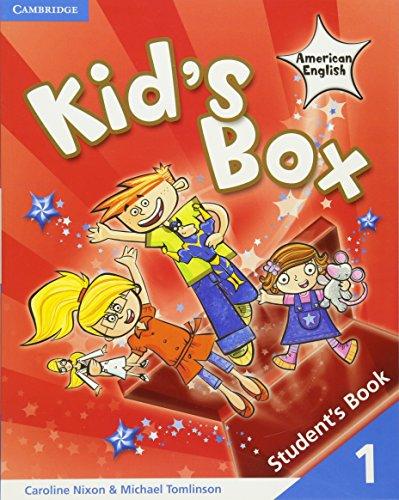 9780521177627: Kid's Box American English 1 Student's Book