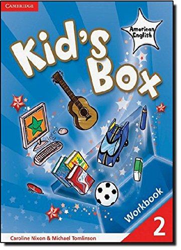 9780521177764: Kid's Box American English 2 Workbook with CD-ROM