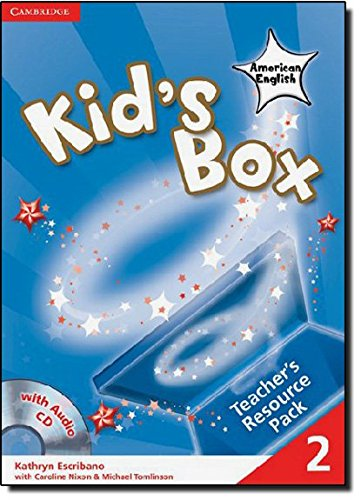 9780521177788: American English Kid's Box Level 2 Teacher's Resource Pack with Audio CD