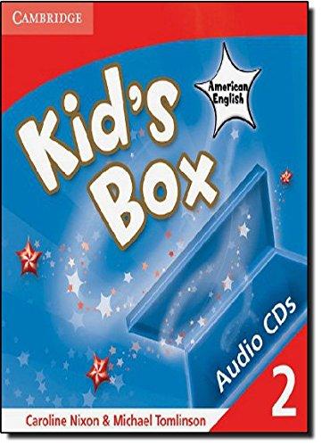Kid s Box American English Level 2: Caroline Nixon, Michael