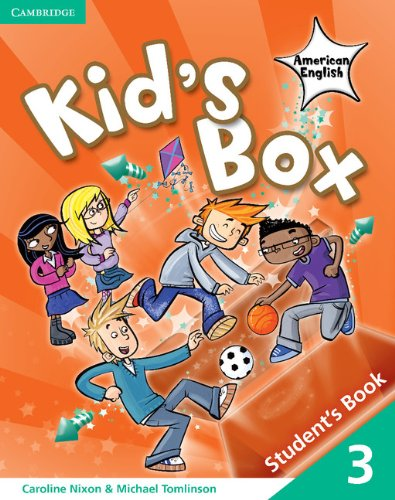 9780521177856: Kid's Box American English  3 Student's Book