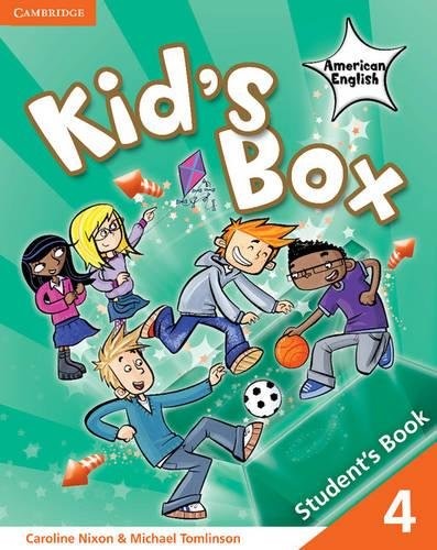 9780521177948: Kid's Box American English  4 Student's Book
