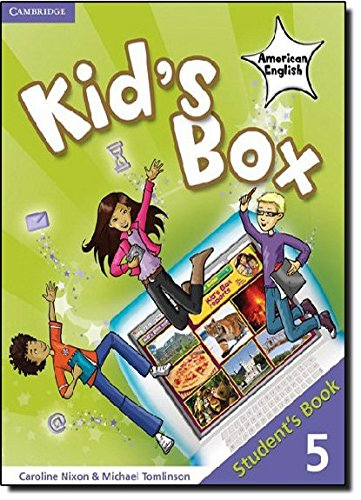 9780521178013: Kid's Box American English 5 Student's Book