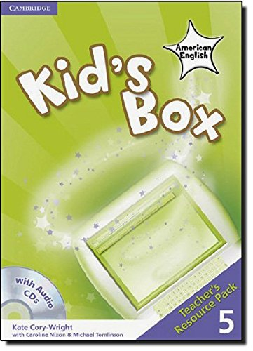9780521178082: Kid's Box American English  5 Teacher's Resource Pack with Audio CDs (2)