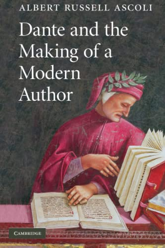 9780521178440: Dante and the Making of a Modern Author Paperback