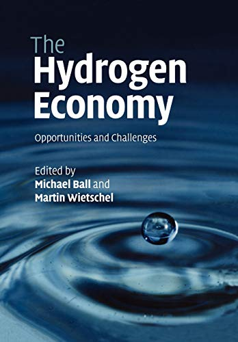 9780521178549: The Hydrogen Economy: Opportunities and Challenges