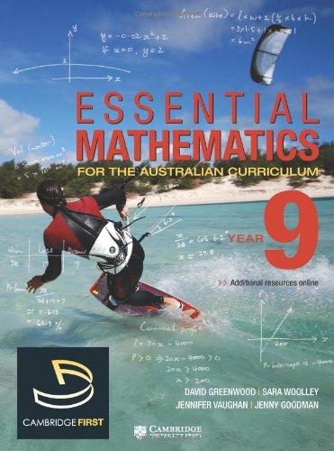 Essential Mathematics for the Australian Curriculum Year: Robertson, David