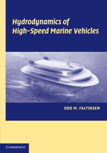 9780521178730: Hydrodynamics of High-Speed Marine Vehicles