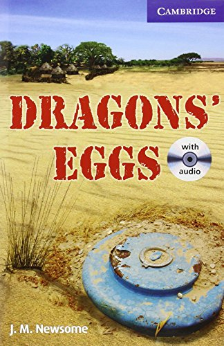 9780521179041: Dragons' Eggs (Cambridge English Readers, Level 5: Upper Intermediate)