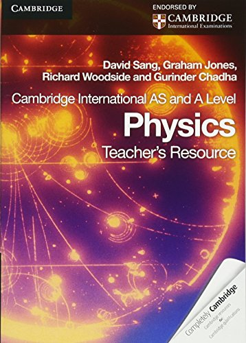9780521179157: Cambridge International AS Level and A Level Physics Teacher's Resource CD-ROM (Cambridge International Examinations)