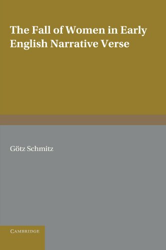 9780521179270: The Fall of Women in Early English Narrative Verse (European Studies in English Literature)